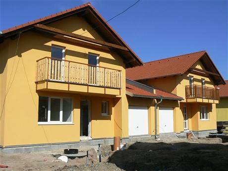 """Projekt """"Nové Horoušany"""" - realizace"""