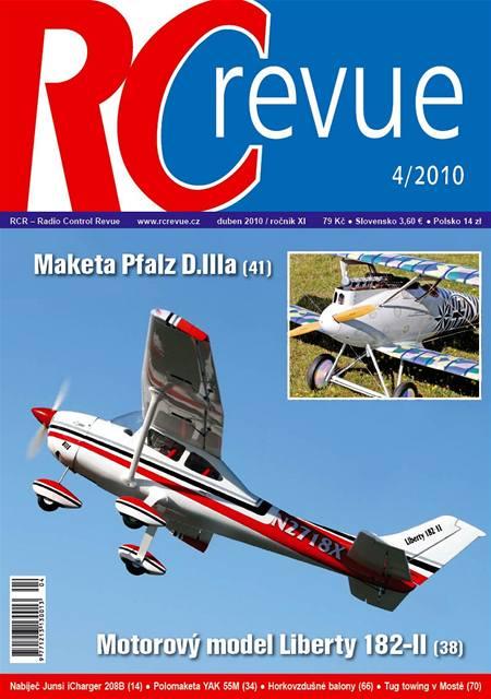 Titulka RC Revue 4/2010
