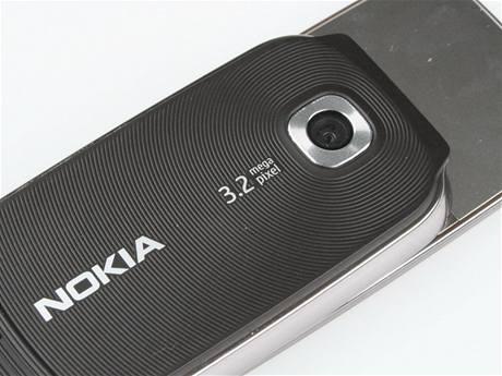Recenze Nokia 7230 detail