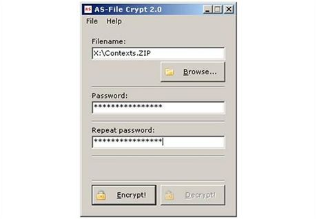AS-File Crypt