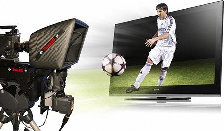 Sport, koncerty, filmy ... vše bude v obýváku 3D