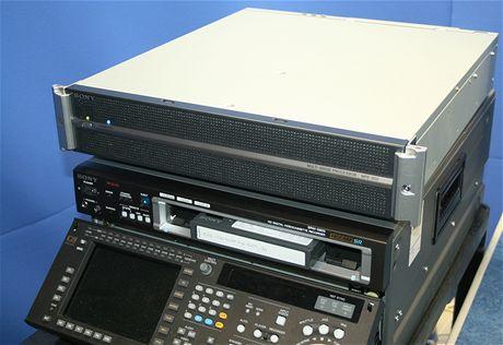3D Sony procesor