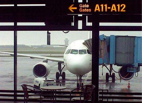 Letiště v Kodani