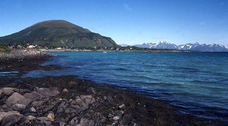 Norsko, Lofoty, Vesteraly