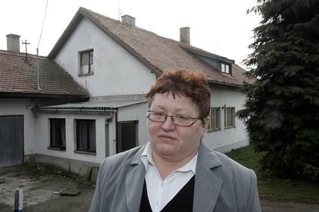 Eva Hargašová, starostka kopaničářské vesničky Žítková
