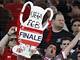 FANDŮM JE TO JASNÉ: příznivci Bayernu oznamují, že jejich tým se ve finále Ligy mistrů střetne s Barcelonou
