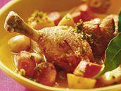 Vavřínové kuře.