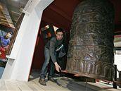 Výstava Šangri-la o národech žijících pod Himalájemi