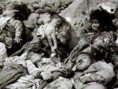 Genocida Arménů - mrtví