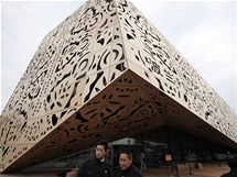 Pavilon Polska na Expu 2010 v Šanghaji