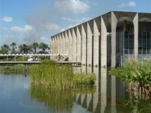 Ministerstvo zahraničních věcí v brazilské metropoli Brasília (2009)