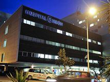 Klinika Quirón v Barceloně, kde byl Juan Antonio Samaranch hospitalizován