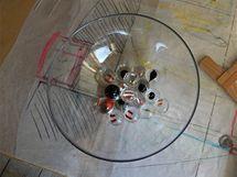 Výroba nových hodin pro brněnské náměstí Svobody v ateliéru Oldřicha Rujbra v Pozďatíně