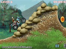 Nuclear Motocross 1