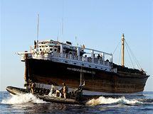 Zátah proti somálským pirátům