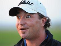 John Horsky, v�t�z Golf Prague Open 2010.