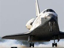 Přistání raketoplánu Discovery (20. dubna 2010)