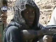 Abdul Mutallab na videu z jemenského výcvikového tábora Al-Kajdy