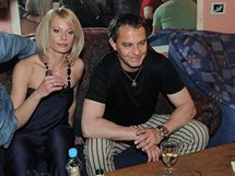 Kristina Kloubková a Filip Renč