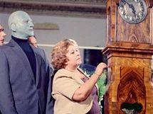 Fantomas v podání Františka Peterky figuroval také v seriálu Arabela