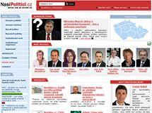 NašiPolitici.cz - nezávislé informace o politicích