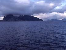 Norsko, Lofoty, plavba z Bodo do Moskenes
