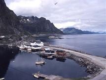 Norsko, Lofoty