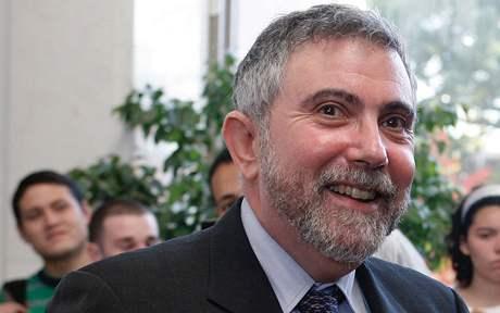 Ekonom Paul Krugman