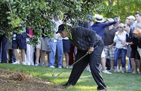Tiger Woods, Quail Hollow Championship, 1. kolo