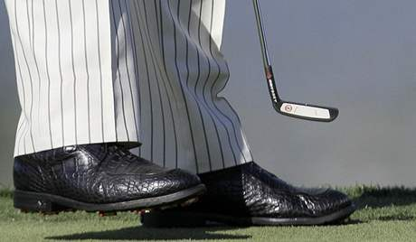 putter, Phil Mickelson