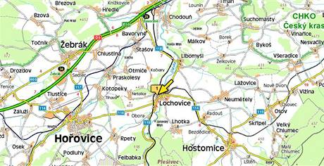 Dítě mohla v hořovické nemocnici odložit stopařka. Řidič ji vezl ze Žebráku do Lochovic.