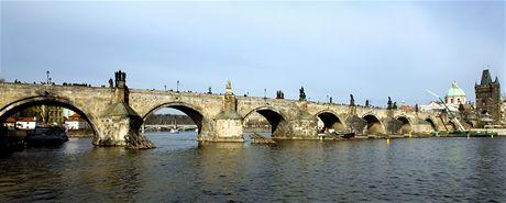 Praha, Karlův most