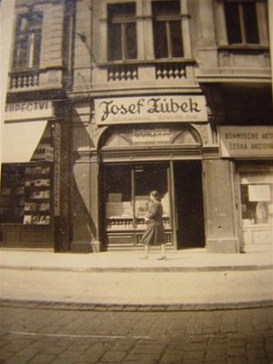 obchod Josef Zúbek