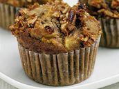 Mrkvové muffiny.