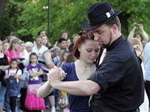 Mezinárodní den tance v Brně