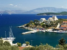 �ecko, Korfu