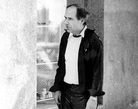 Z cyklu Jasanského & Poláka Chlapi, 1989; výřez