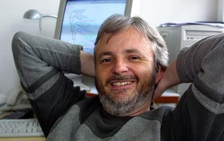 Biolog Jan Zrzavý
