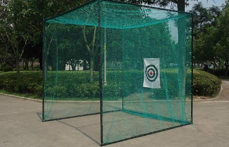 Tréninková golfová síť.