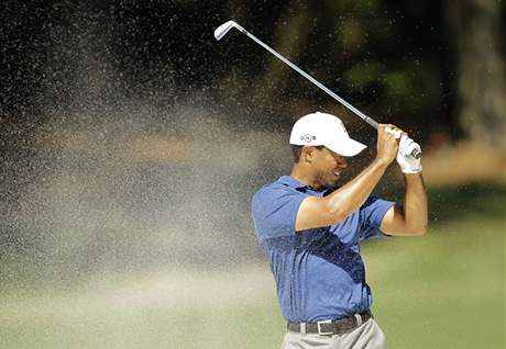 Tiger Woods, Quail Hollow Championship, 2. kolo