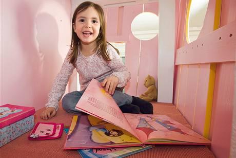 Stavba domečku do dětského pokoje