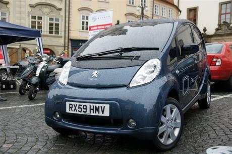 Den elektromobility - Peugeot iON