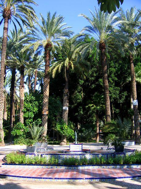 Elche, Parc Municipal