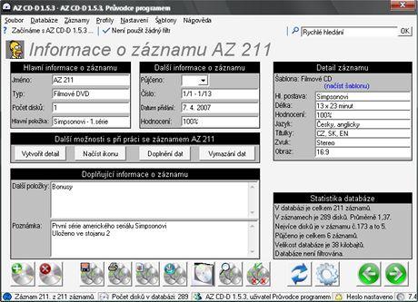 AZ CD-D