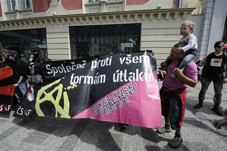 Sraz Československé anarchistické federace na prvního máje