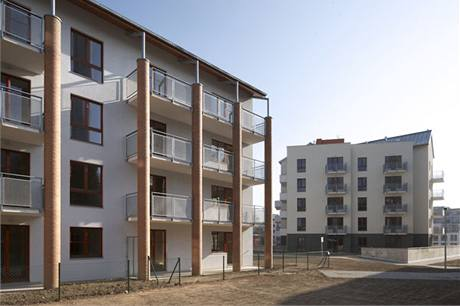 Rezidenční komplex Podbaba