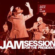 Obal CD Jan Session for the President