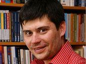 Politolog Tomáš Lebeda.