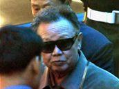 Vůdce KLDR Kim Čong-il na návštěvě Číny (3. května 2010)