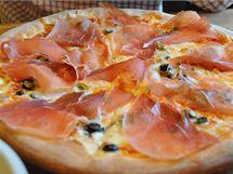 Restaurace La Patas - pizza